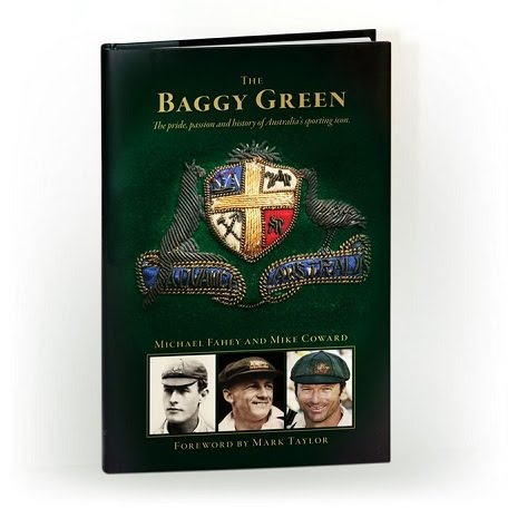 The Baggy Green – book